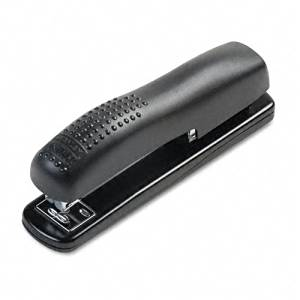 Stanley Bostitch : Contemporary Full Strip Stapler, 20 Sheet Capacity, Black -:- Sold as 2 Packs of - 1 - / - Total of 2 Each