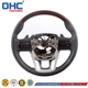 Wood Steering Wheel Compatible with Hilux models