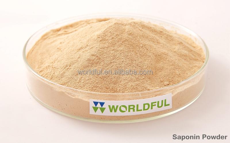 Natural Surfactants Water Soluble Tea Saponin Powder