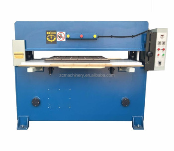 Stable performance hydraulic precise four columns press die cutting machine