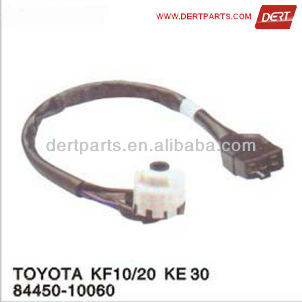 Hot Ignition Cable Switch 84450-10060 for TOYOTA COROLLA KE30 / KF10 / KF20 / KIJANG / ZACE