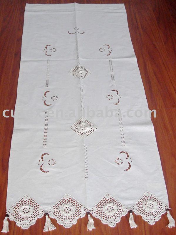 Crochet rideau de porte rideaux id de produit 216710282 for Cortinas de gancho para cocina