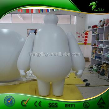 Raksasa Pahlawan Film Tiup Robot Kartun Putih Tiup Super Hero Buy