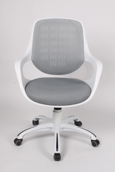 Plastic Shell Arm Office Reception Office Mesh Chair