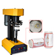 TDFJ-160 ring pull canning semi-automatic can closing sealing machine 110v can sealer