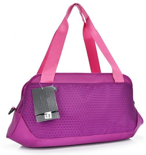 2015 New Brand Sports Bag Woman Bolsa Academia Gym Tote Handbag Pink Bags Suitcase Maletas