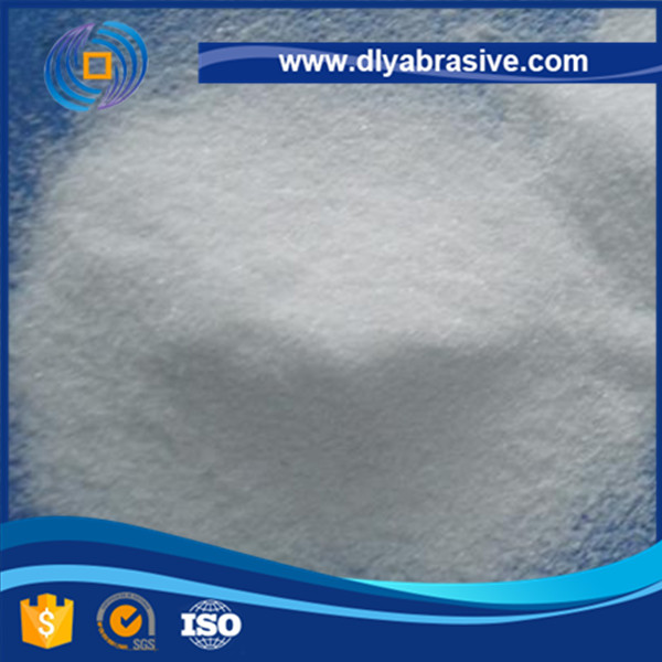 High purity Polishing used White fused alumina price /white aluminium oxide price factory