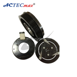 High Quality Auto AC Compressor 12V Magnetic Clutch Car AC Clutch Assembly 114MM 5PK