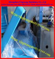 Factory price dry ice pellet making machine dry ice pelletizer dry ice blasting