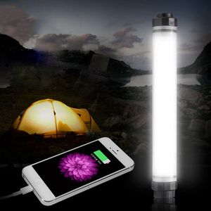 UYLED Rechargeable Waterproof Rugged Emergency Survival Kit Light Type Portable Unique Outdoor Camping Equipment