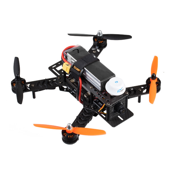 FPV Racing drone marco kit fibra de carbono control WiFi quadcopter ...