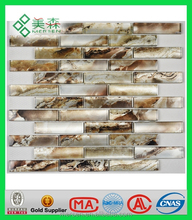 HM2398-1 Living Room Complex Design mosaic tile picture for wall decoration