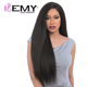 Mink Brazilian Virgin Human Hair Bundles With Lace Frontal Closure 8A Grade Virgin Unprocessed