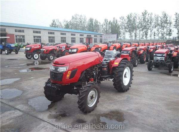 Best quality good performance agriculture mini tractor