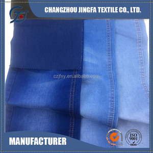 2018 New design fabric for jeans indonesia denim merchandiser cloth agent