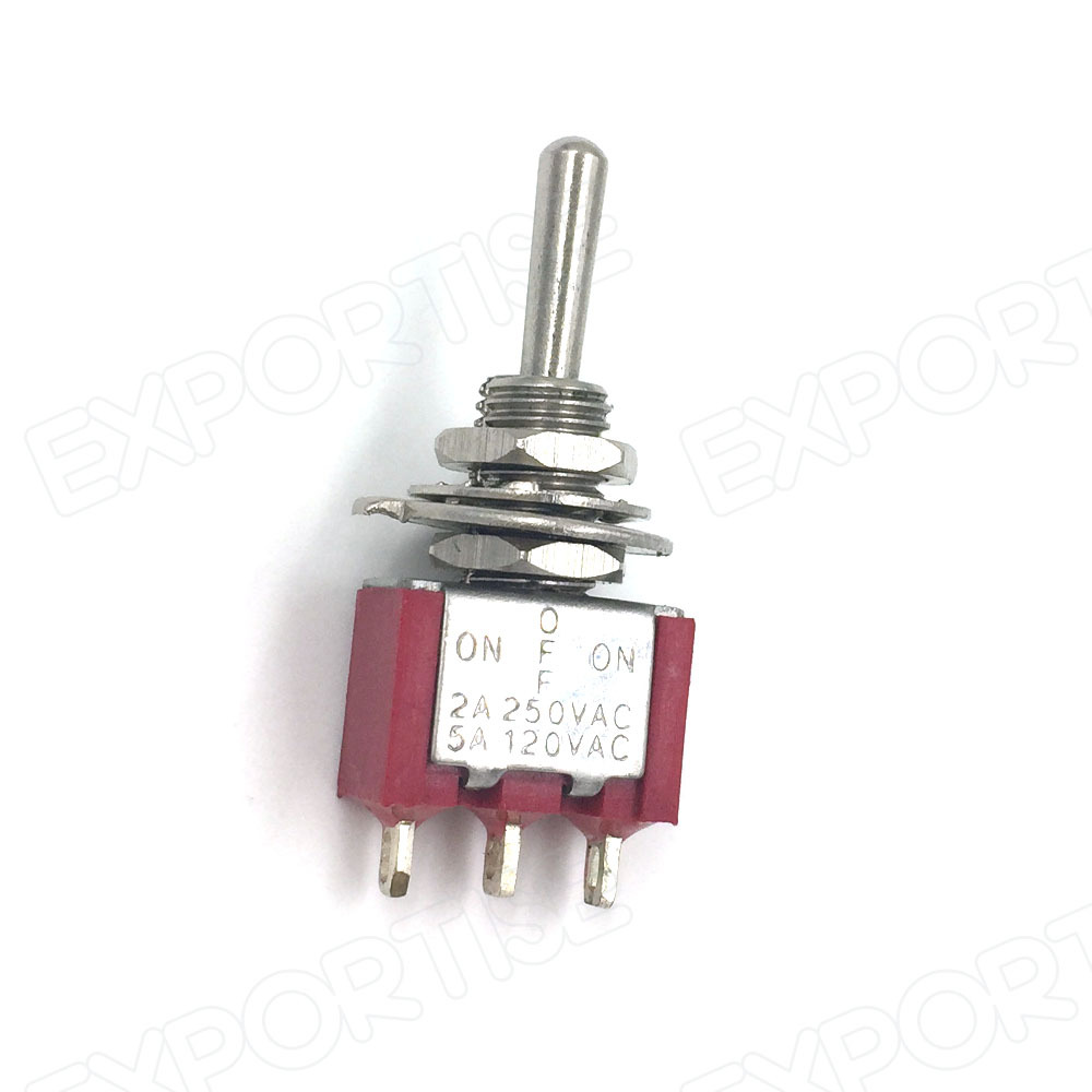 On Off Spst 2a 250vac5a 125vac T85 Toggle Switch With Ce Ccc Wiring Diagram Approval