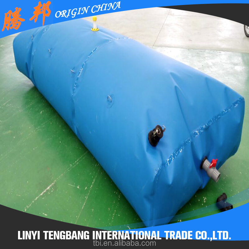 PVC Gasoline Bladder Fuel Tank