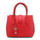 100% cow leather retail online shopping lady handbag