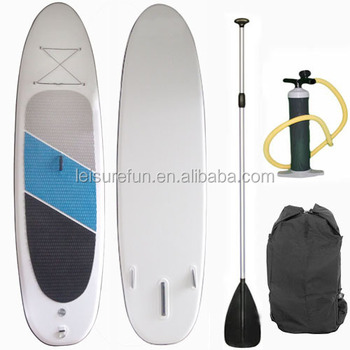 inflatable yoga board inflatable sup paddle board
