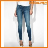 Outlet Ladies Fashion & Classic Jean Pants Stock