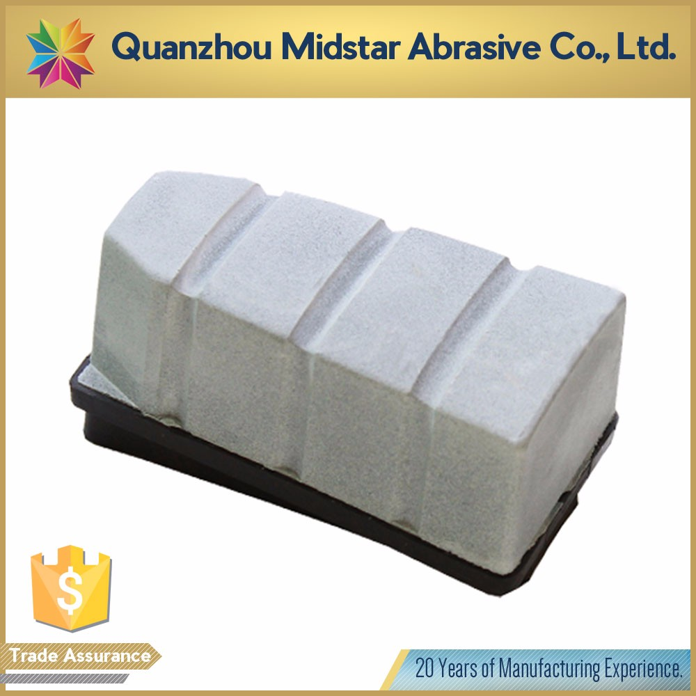 magnesite abrasive fickert block for granite