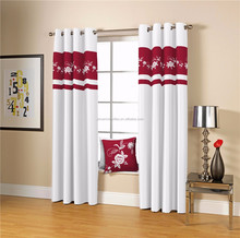 Professional Hot Selling Embroidery New Curtain