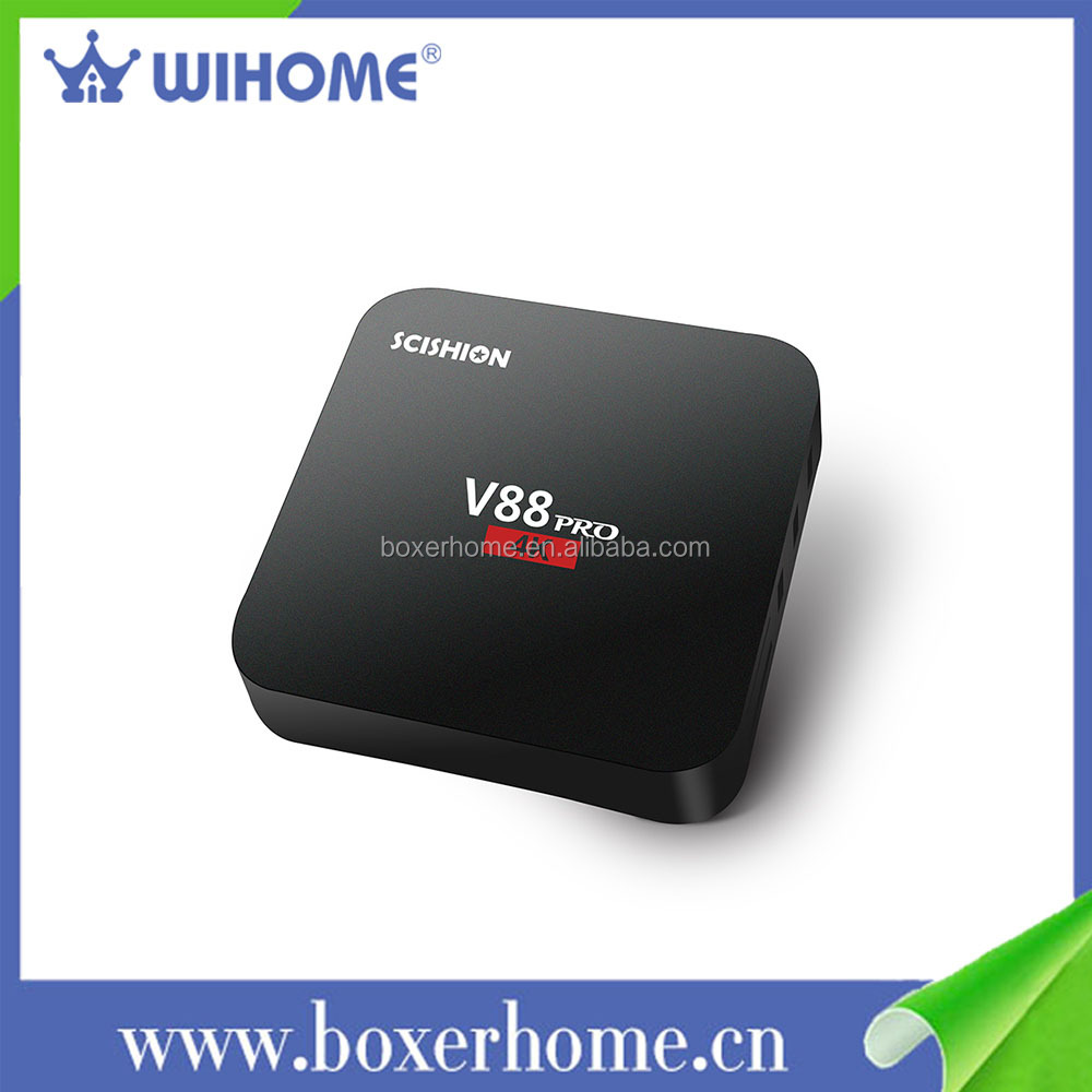 S905X 1GB + 8GB Pre-installed kodi android 6.0 japanese digital <strong>tv</strong> receiver hbbtv best iptv <strong>set</strong> <strong>top</strong> <strong>box</strong>