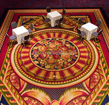 2017 New Used Luxury Hotel Casino Handmade Carpet For Mosque