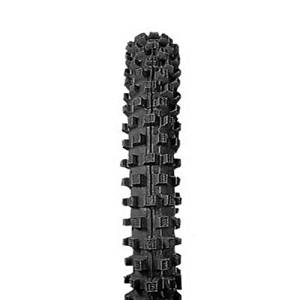 Pirelli MT 16 All Terrain MX Tire - Front - 80/100-21 , Position: Front, Tire Size: 80/100-21, Rim Size: 21, Load Rating: 51, Speed Rating: R, Tire Type: Dual Sport, Tire Application: All-Terrain 1418500