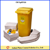 highly absorbence oil spill kits for hazchem leakage control