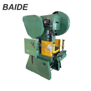 J23-16t Pneumatic / Hydraulic Press Machine,Sheet Metal Hole Punch Machine  Perforation Pres - Buy Used Power Press,Power Press 20 Ton,Automatic Power