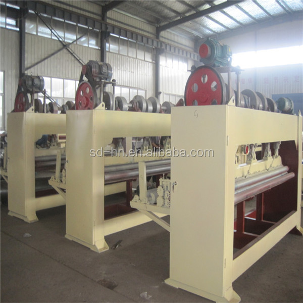 China used nonwoven needle punched machines