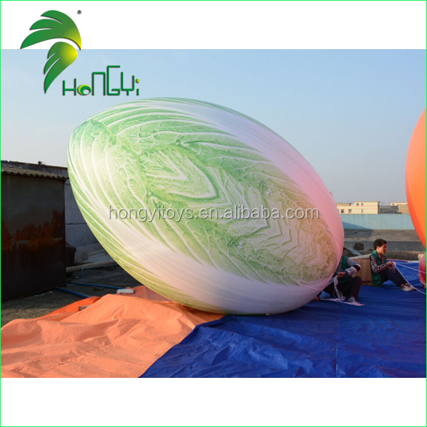 Customized Inflatable Vegetable Balloon, Giant Inflatable Potato Shaped For Sale