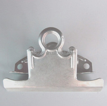 white nickel plating metal spring board clip 78mm 145mm