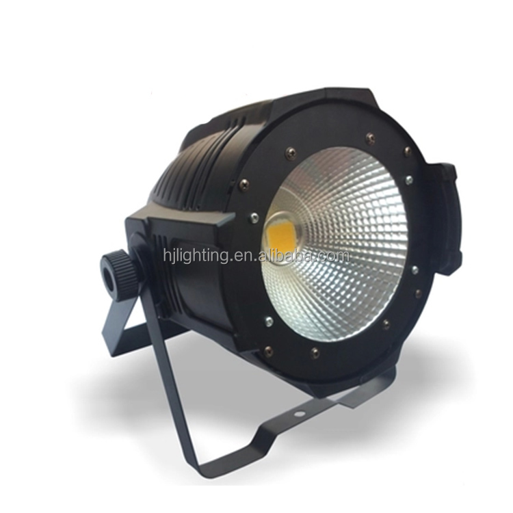 New Professional RGB par Light 100W High Power COB LED uplights