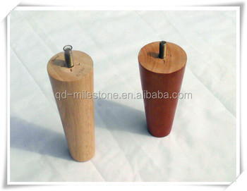 Substitutable Hardwood Sofa Feet, Furniture Legs /Furniture Parts