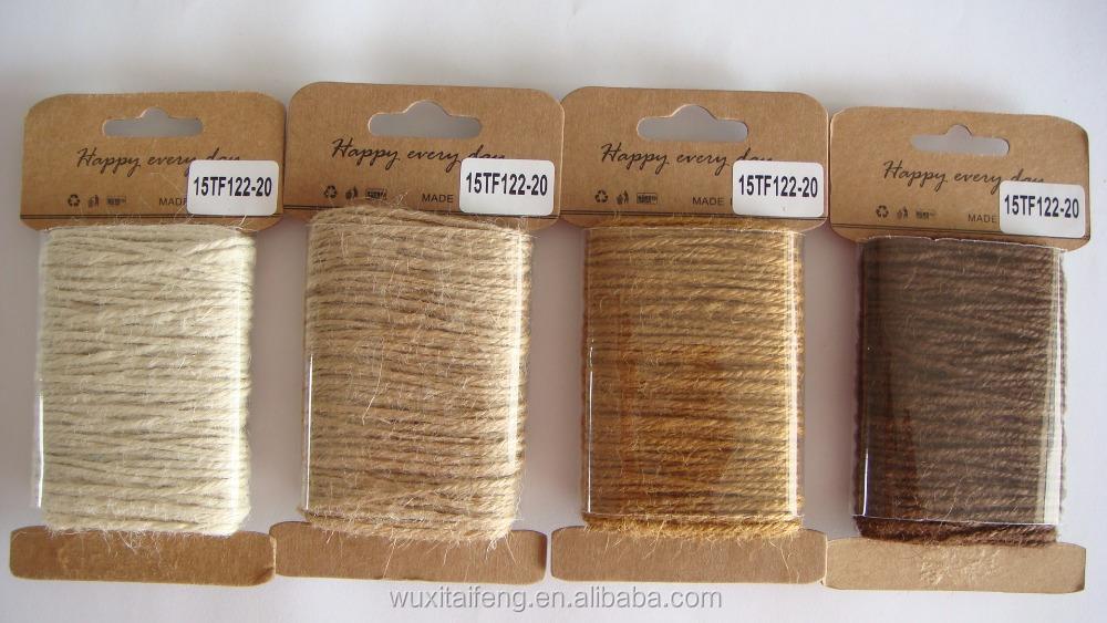 cuerda de camo para el embalaje de regalo cuerda de camo