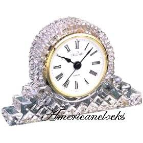 Royal Garden Crystal Clock, sports crystal clocks, valentine heart crystal clocks, airplane clocks, neon wall clocks also available