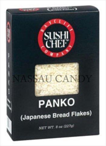 Sushi Chef Panko - Japanese Bread Flakes, 8 Oz. Pack Of - 6
