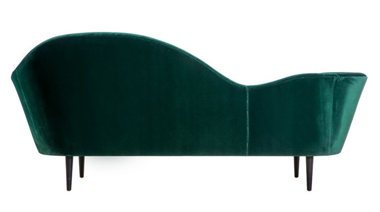 Gubi Olsen 1986 Design Fixed Cover Grand Piano Sofa With