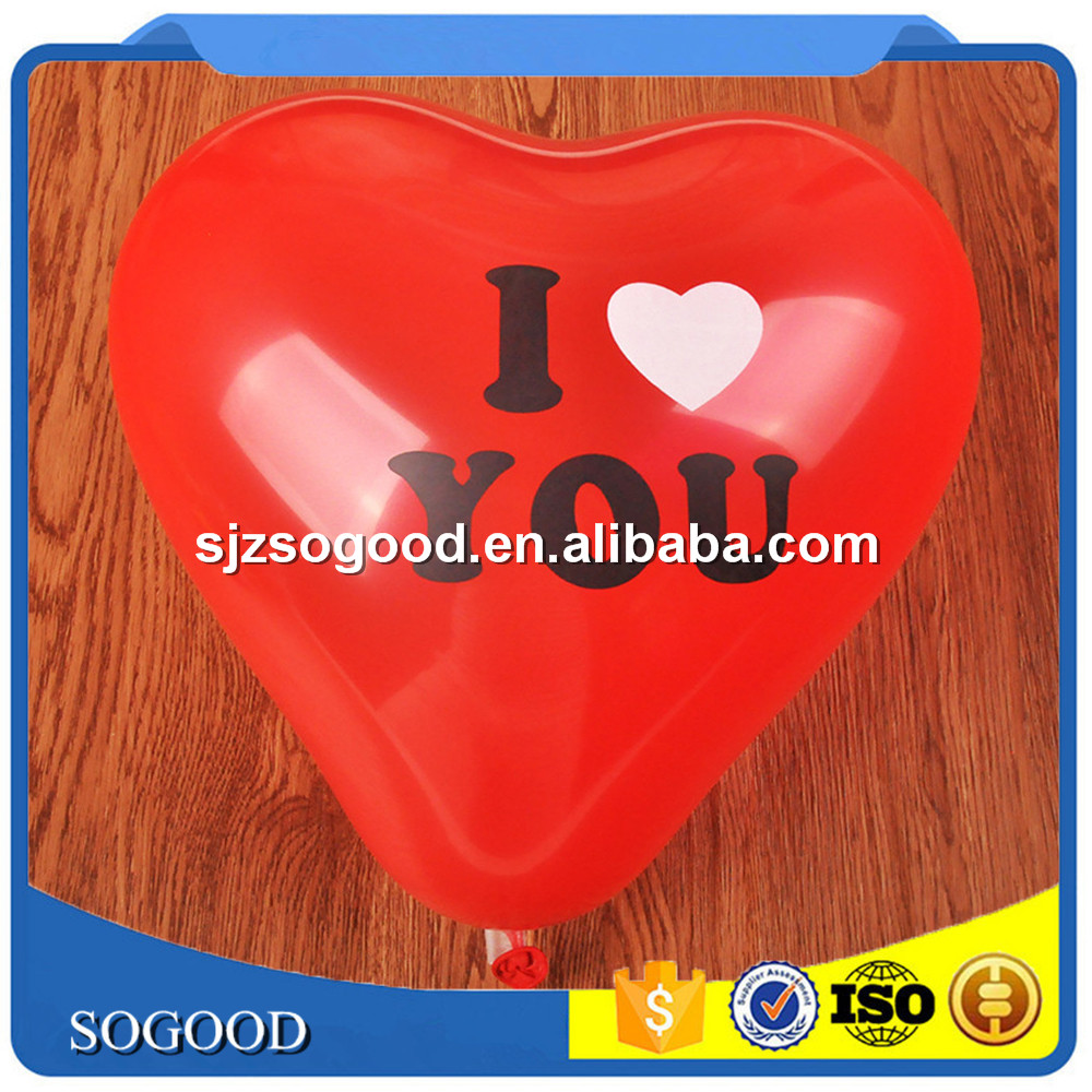 Hot sale large plastic heart shapes of China