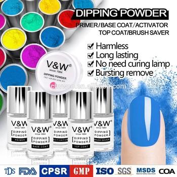 Free Samples 2018 Soak Off Dipping Nail Acrylic Powder For Nail Art Powder  Dip Nails - Buy Dipping Nail Powder,Acrylic Powder For Dipping,Powder Dip