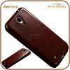 Silicon PU Leather Cell Phone Cover Mobile Phone Cases Shell for Samsung galaxy s4