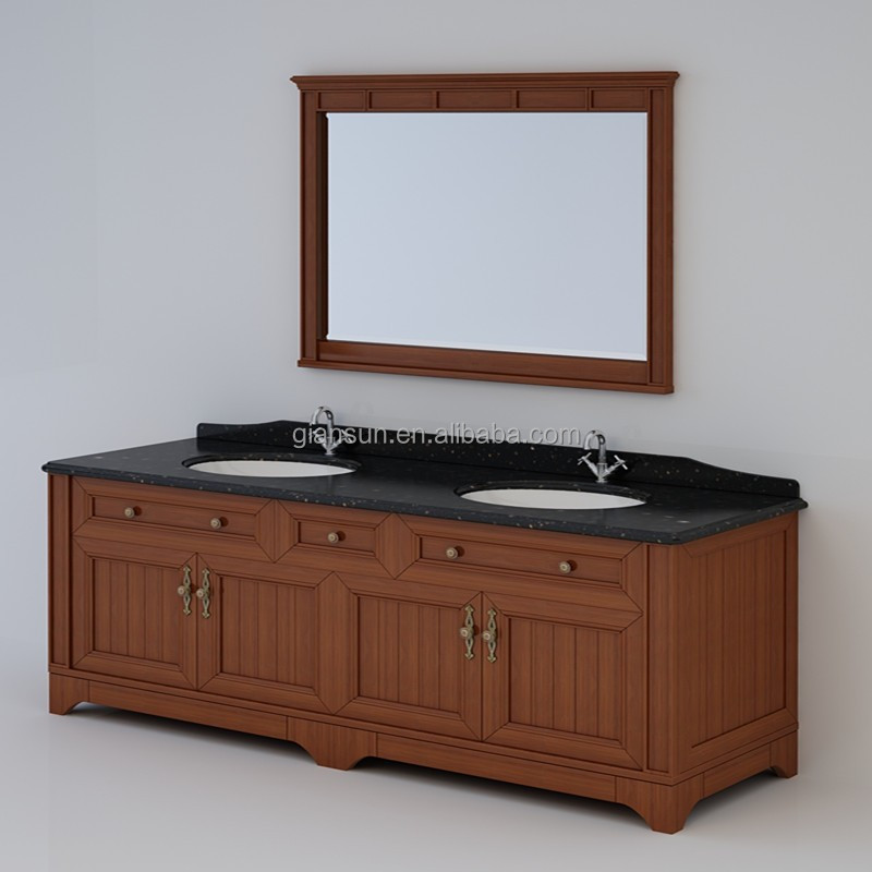 double sink bathroom vanity,/full aluminium waterproof vanity//coated vanity with cabinet/metal bathroom cabinet