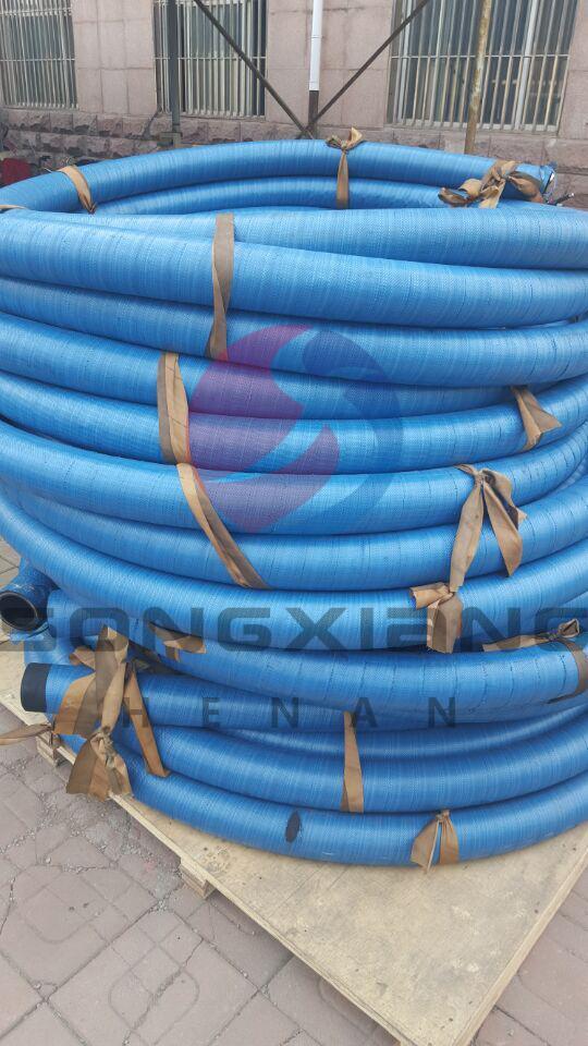 High pressure pvc reinforced flexible water pipe buy