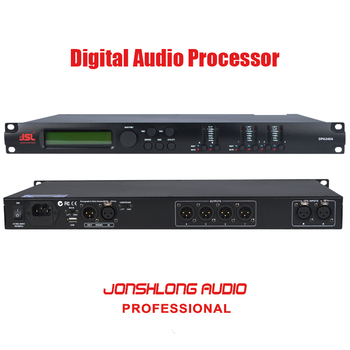 Digital Audio Processor 2in/4out Dsp Speaker Management Sound Crossover -  Buy Audio Processor,Digital Audio Processor,Sound Crossover Product on