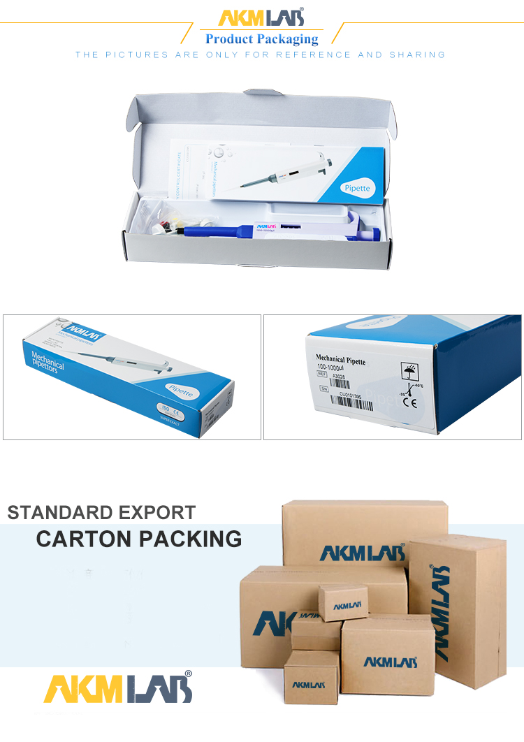 AKMLAB Multichannel Pipette Digital Multi Transfer Pipette Manufacturer