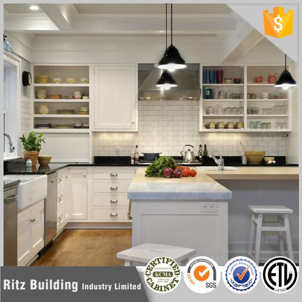 Buy Discount Kitchen Cabinets: Cheap Sale Solid Wood Modular Kitchen Cabinets For Home