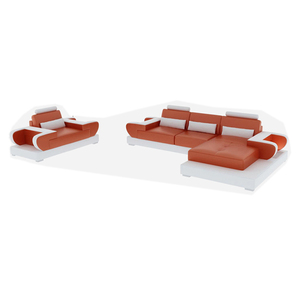 Fabulous Double Sided Nice Modern Leather Sofa For Sale Andrewgaddart Wooden Chair Designs For Living Room Andrewgaddartcom