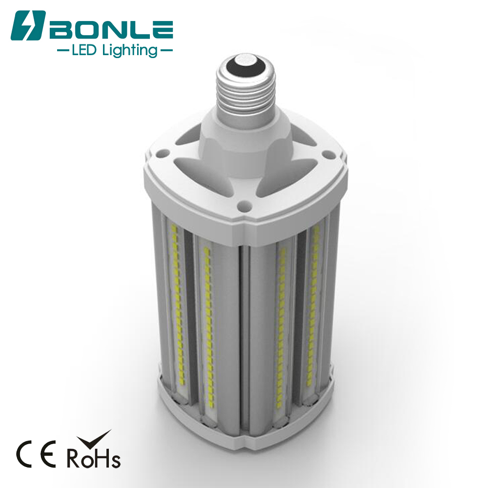 45W Etl Dlc Ce Rosh Led Light Bulbs Made In China 135Lm/W 3000-6000K With Use In Post Top Parking Lot Street Light